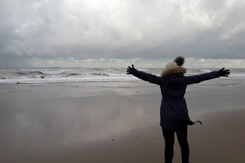 Morze kocham życie Maria Romanów