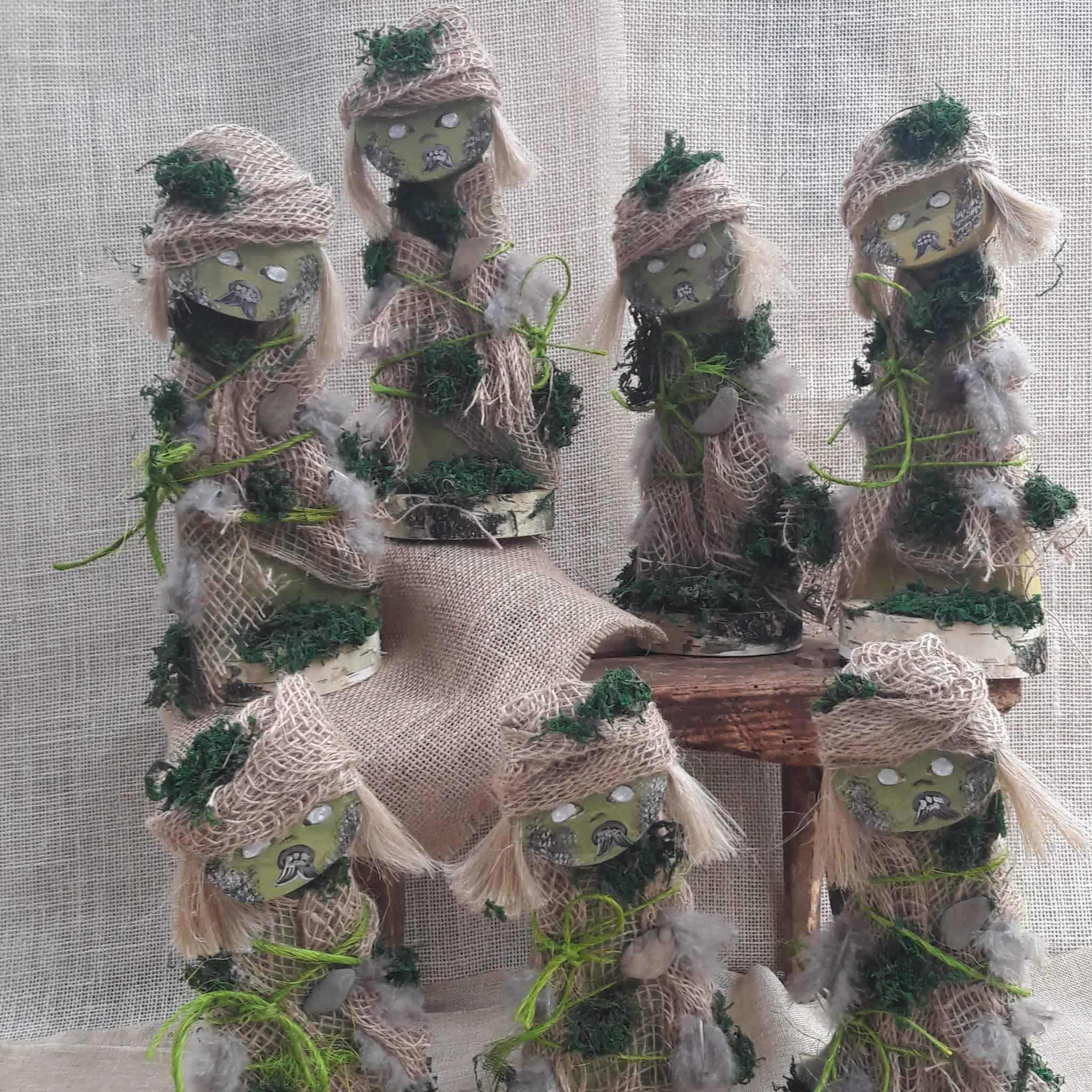 Figurki Strwiążana