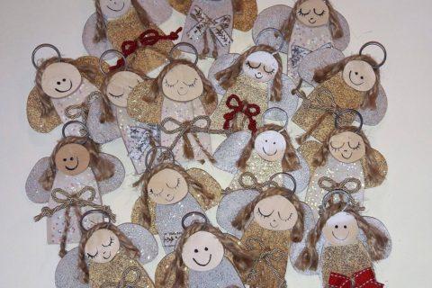 Anielskie zastępy na Boże Narodzenie- gotowe